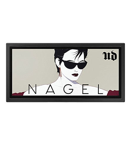 Nagel Vice Lipstick Palette by Urban Decay