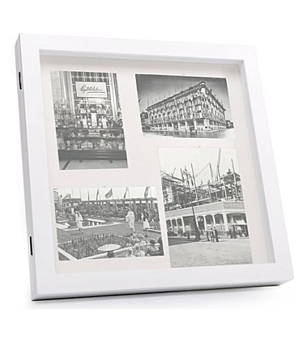 XL BOOM - Square memory box photo frame | Selfridges.com
