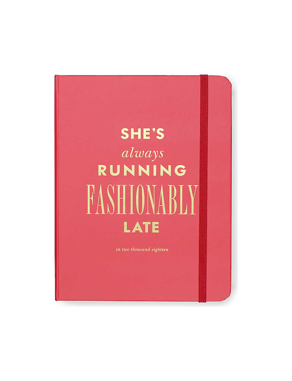 always running full book