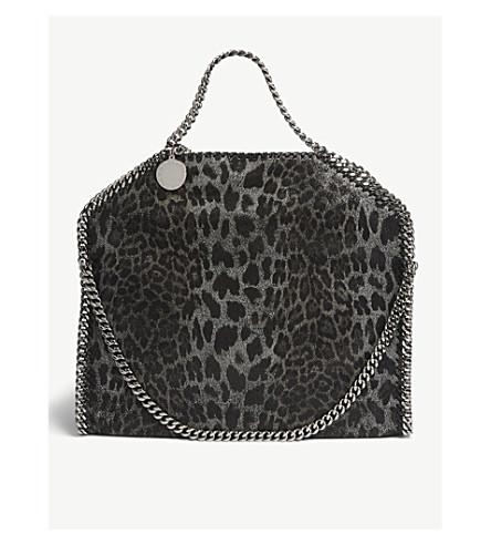 97209e8c8a1c ... STELLA MCCARTNEY Falabella leopard-print tote bag (Leopard. PreviousNext