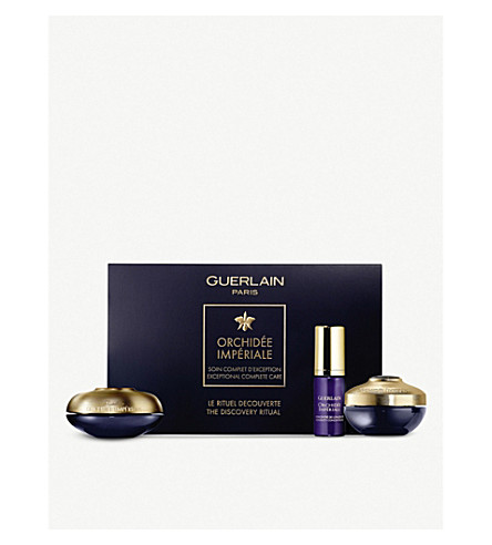 Orchidée Impériale The Discovery Ritual by Guerlain
