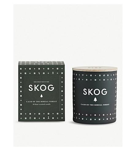 Skog Forest Candle by Skandinavisk