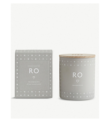 Ro Tranquility Candle by Skandinavisk