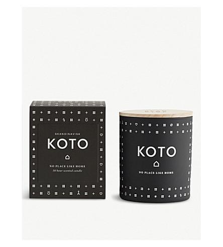 Koto Scented Candle by Skandinavisk
