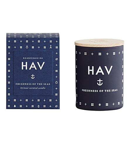 Hav Sea Scented Candle by Skandinavisk