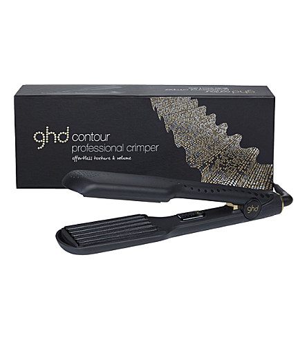 Contour Professional Hair Crimper by Ghd
