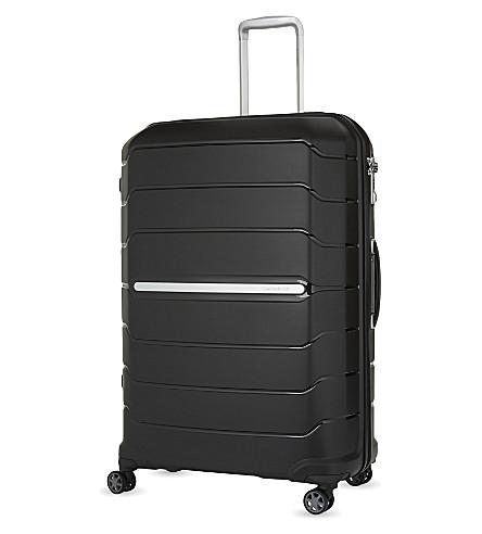 Flux Four Wheel Suitcase 81cm by Samsonite