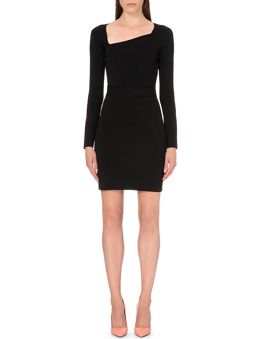 Roland Mouret Marsili Asymmetric Dress