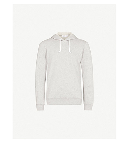 Panelled Jersey Hoody by Comme Des Garcons Shirt