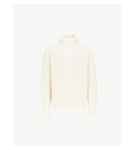 Joseph Ribbed Merino Wool Turtleneck Sweater Selfridgescom