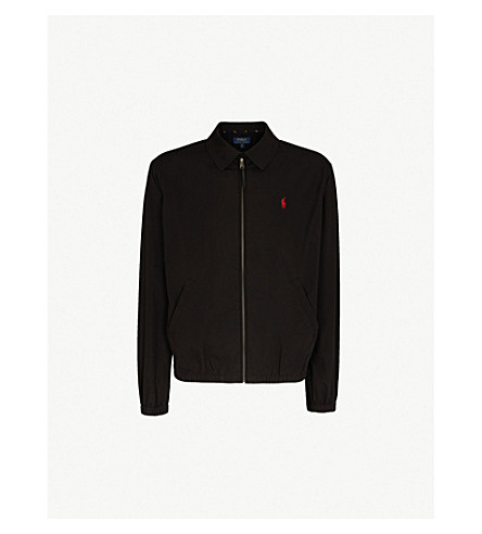 Bayport Cotton Canvas Jacket by Polo Ralph Lauren