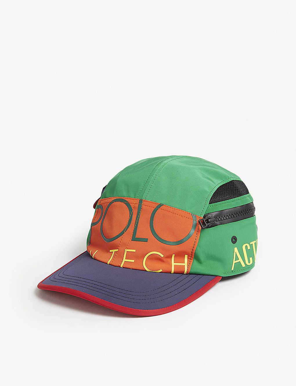 e30c8c81c5a POLO RALPH LAUREN - Hi Tech nylon cap