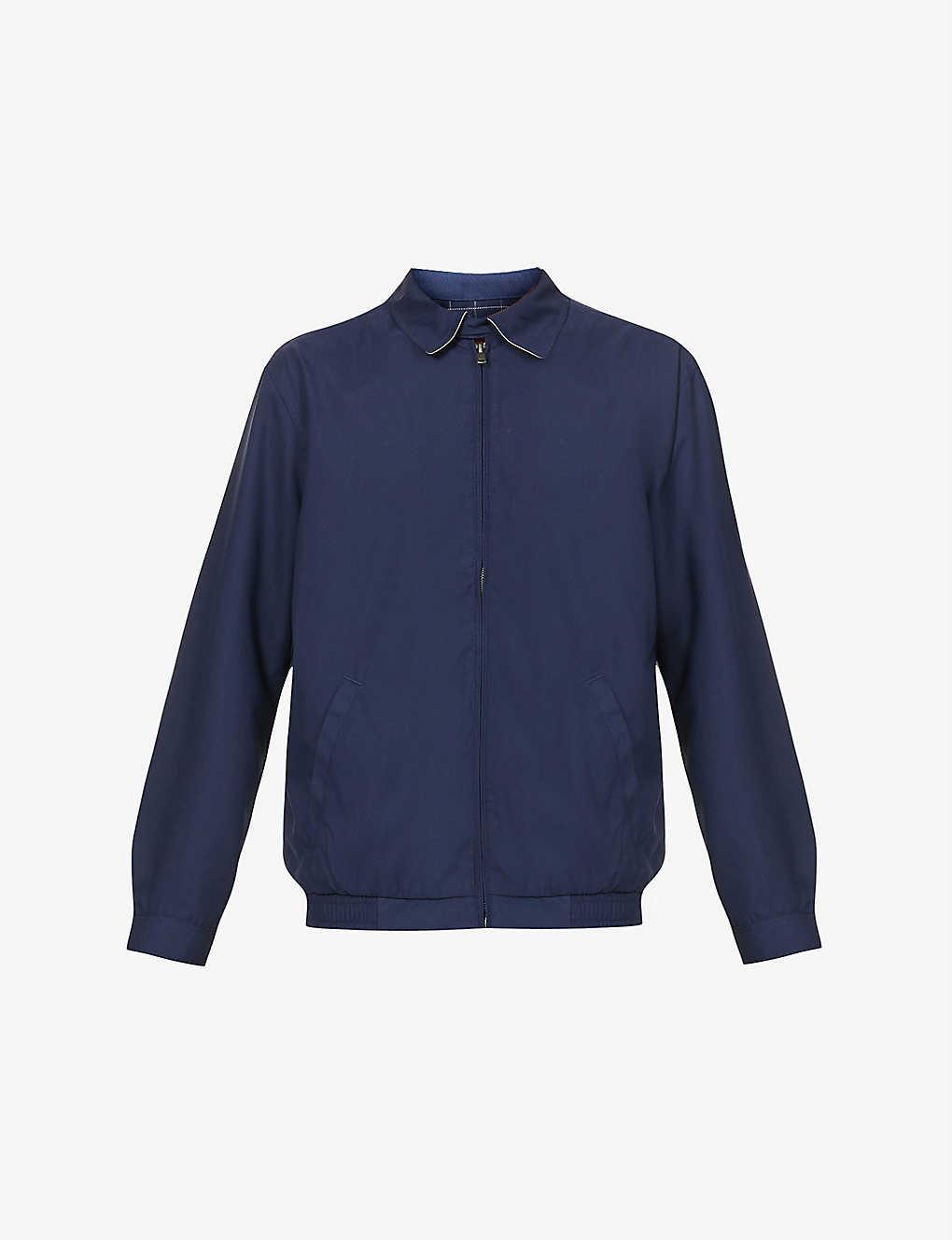 Mens jacket names - Polo Ralph Lauren New Fit Bi Swing Windbreaker Jacket
