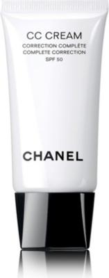 New Chanel CC Cream