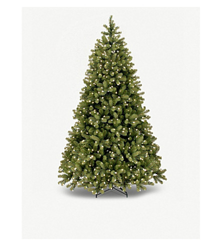 TREE Bayberry Spruce lit Christmas tree 7.5ft - TREE - Bayberry Spruce Lit Christmas Tree 7.5ft Selfridges.com