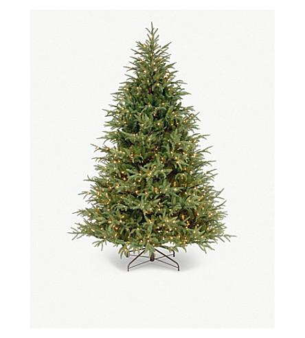TREE Frasier grande Christmas tree 7.5ft - TREE - Frasier Grande Christmas Tree 7.5ft Selfridges.com