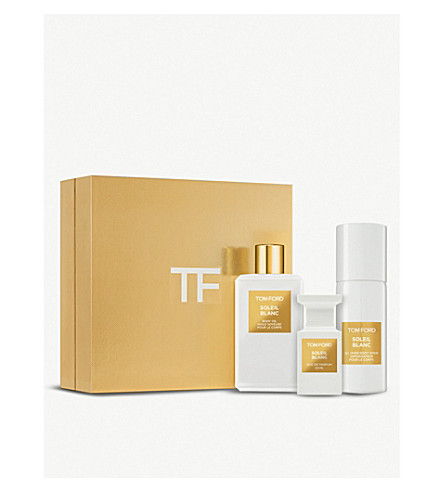 Soleil Blanc Collection by Tom Ford