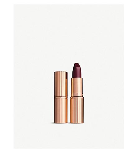 CHARLOTTE TILBURY Matte Revolution lipstick (Glastonberry
