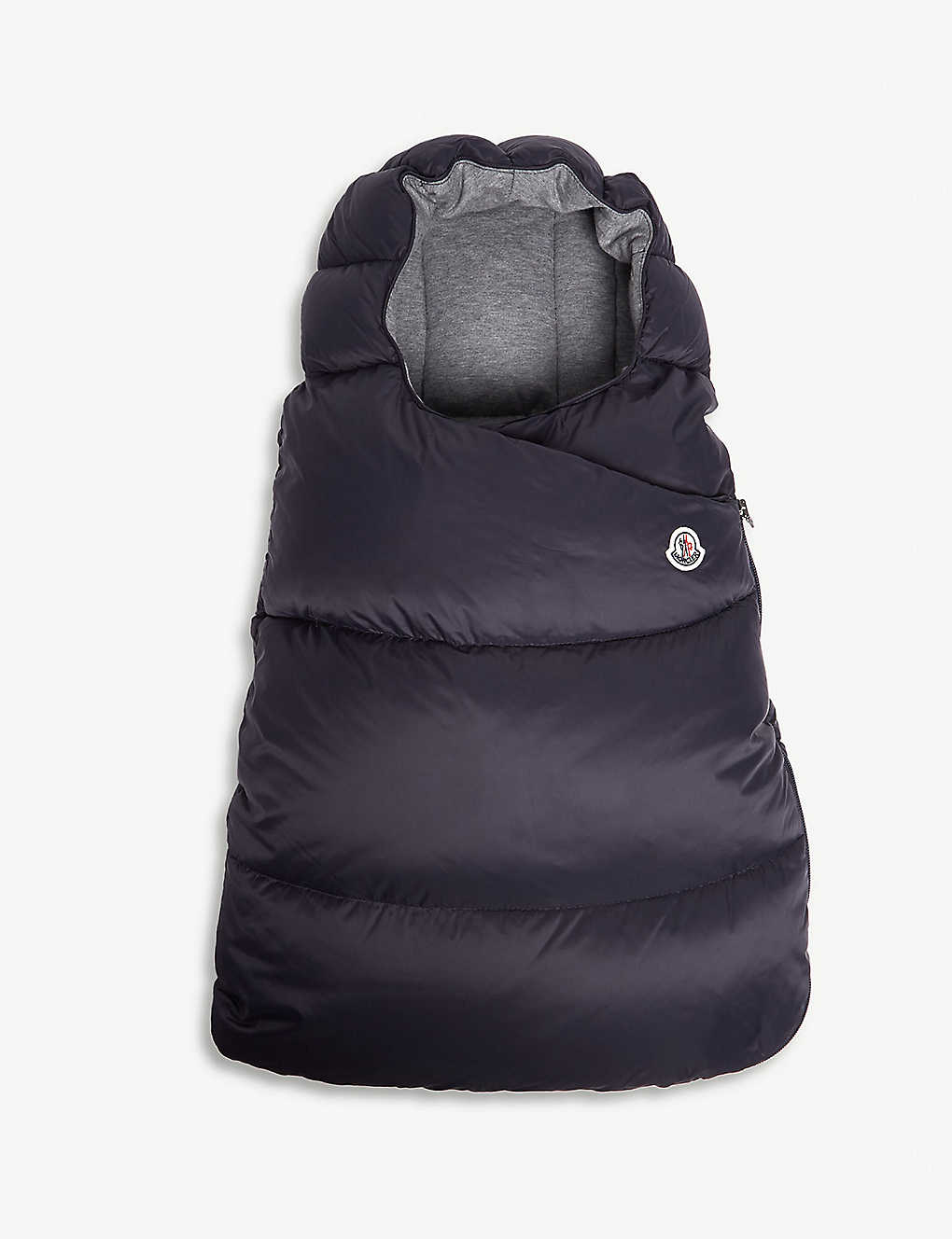 5f9605109539 MONCLER - Insulated nylon baby carrier 3-6 months