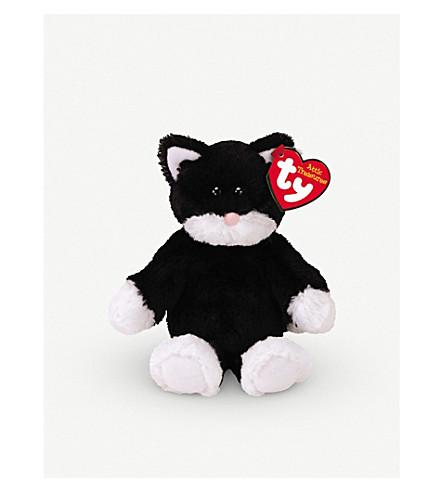 ATTIC TREASURES - Ty Bessie the Cat plush beanie baby 15cm ... 5991a04c4b4