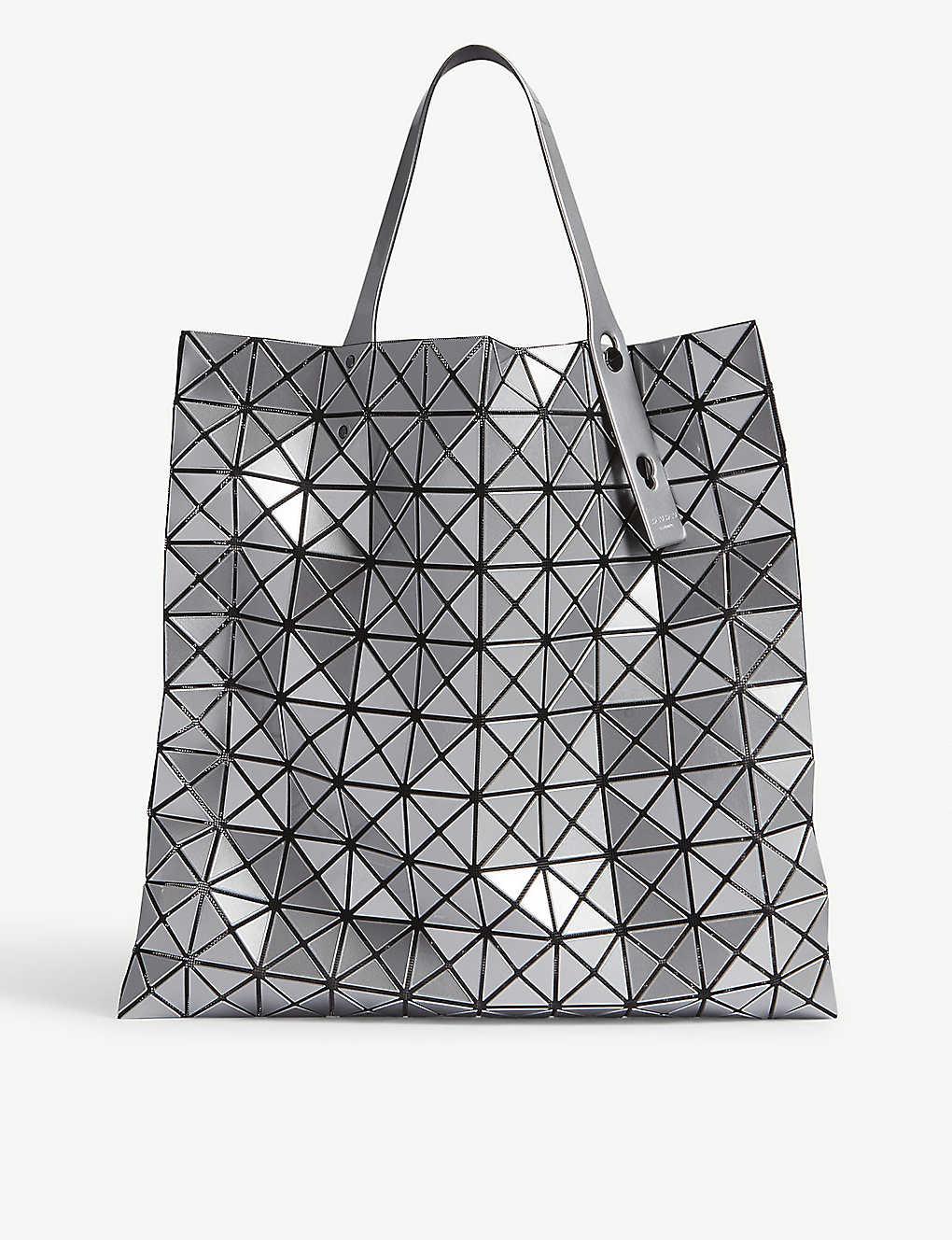 7f527ec8cc78 BAO BAO ISSEY MIYAKE - Prism metallic tote bag
