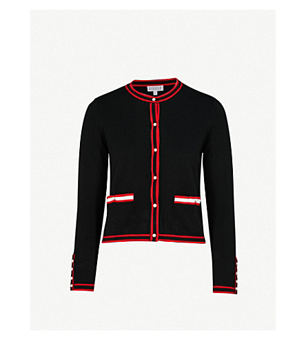 Maxypunk Knitted Cardigan by Claudie Pierlot