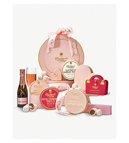 CHARBONNEL ET WALKER - Pink celebration gift basket  43098217f
