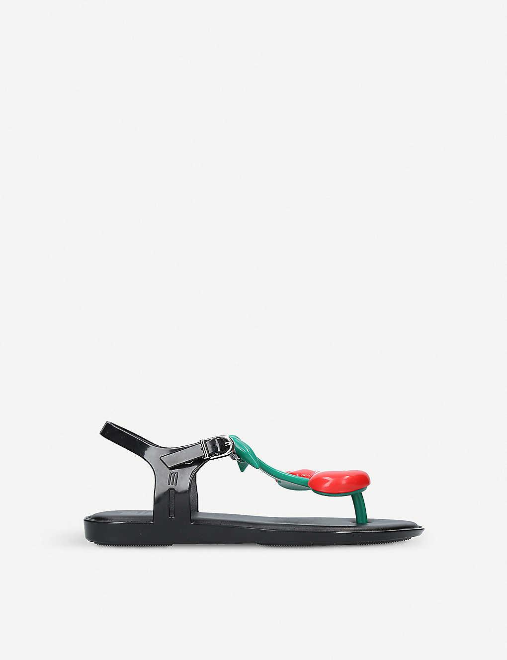 3b107626af20 MINI MELISSA - Solar Cherry sandals 6 – 9 years
