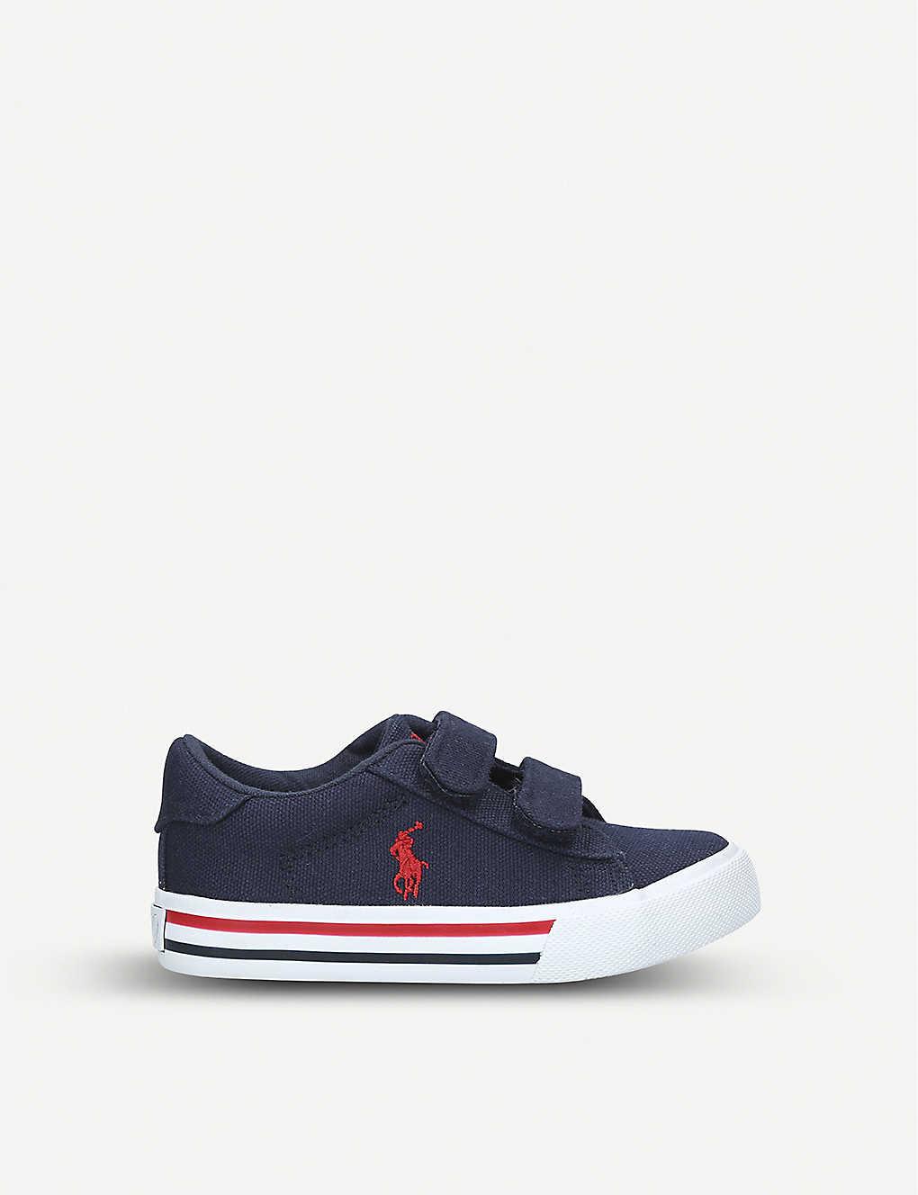 5cb56d60d5 POLO RALPH LAUREN - Easten ez canvas sneakers (6 months-4 years ...
