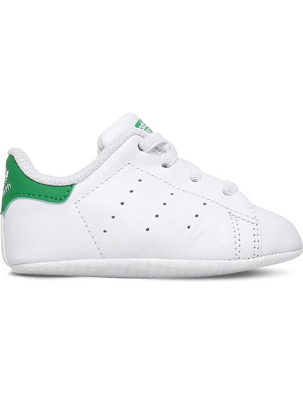 ADIDAS - Stan Smith leather trainers 0 months-2 years  5cd22c007