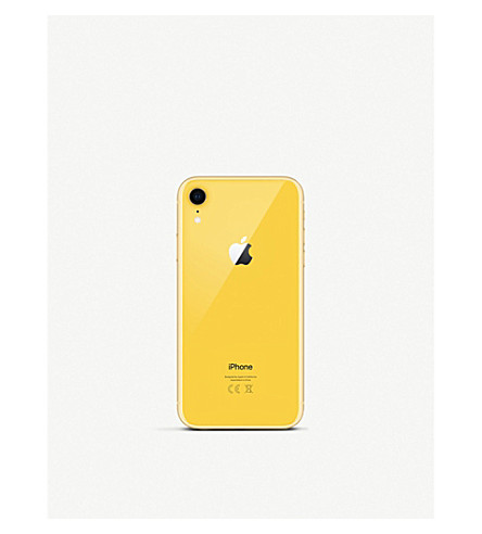 I Phone Xr 128 Gb Yellow by Apple