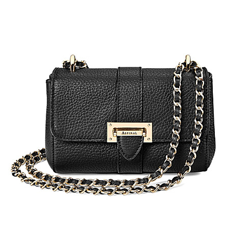 Micro Lottie Shoulder Bag by Aspinal Of London