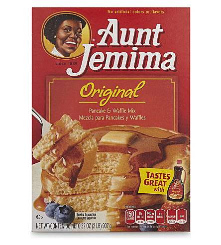 Aunt jemima pancake and waffle mix 900g selfridges aunt jemima pancake and waffle mix 900g ccuart Images