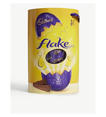 Cadbury flake easter egg 294g selfridges cadbury flake easter egg 294g negle Image collections