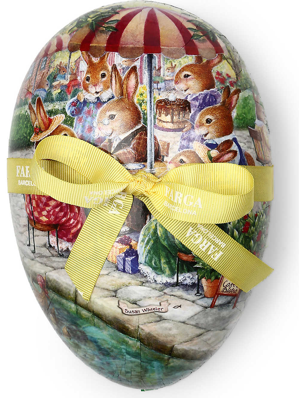 Farga praline chocolate easter egg tin 18cm selfridges no recent searches negle Image collections