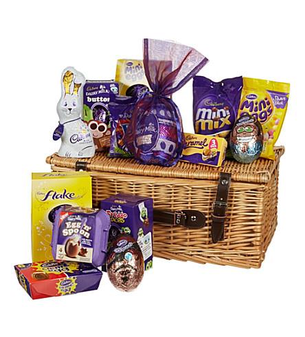 Cadbury chocolate celebration easter basket selfridges previousnext negle Gallery