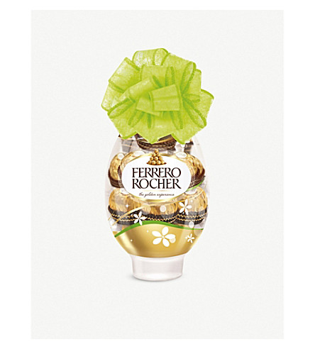 Ferrero ferrero rocher easter egg 200g selfridges ferrero ferrero rocher easter egg 200g negle Image collections