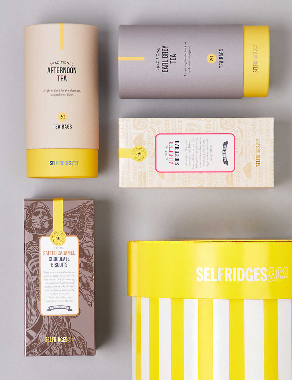 Luxury hampers wine spirit hampers selfridges selfridges selection tea time treats gift box negle Image collections