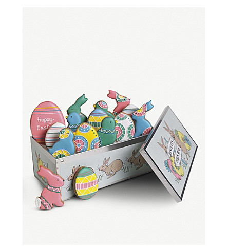 Biscuiteers easter party biscuit gift box selfridges biscuiteers easter party biscuit gift box negle Image collections
