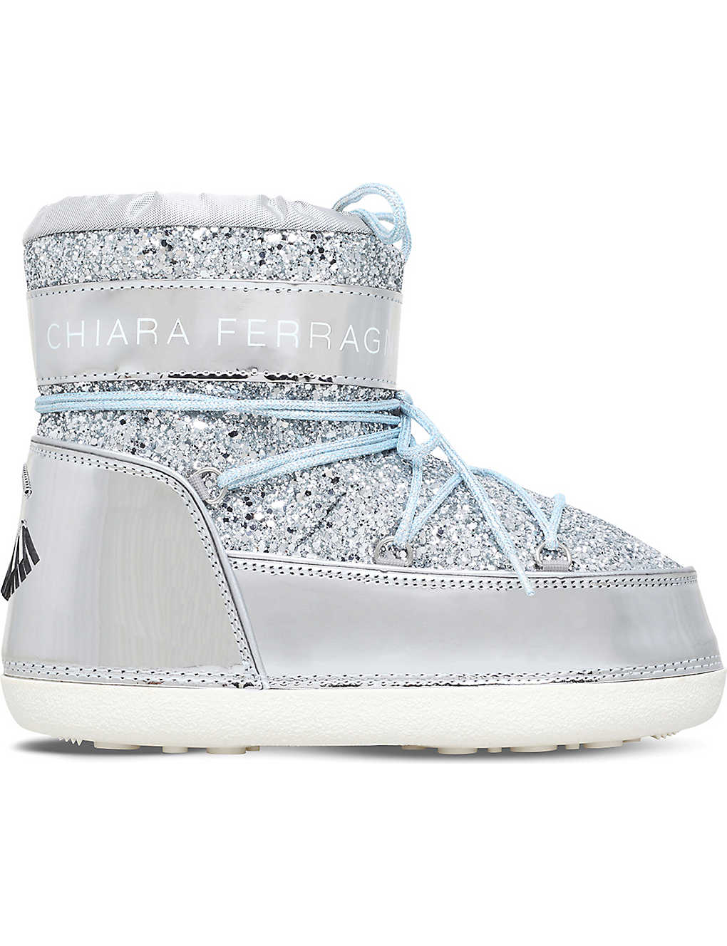 Chiara Ferragni Glitter snow boots vgwgyh
