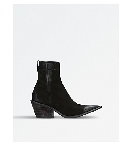 Cheap Looking For Haider Ackermann Suede Zarou Boots Free Shipping Discount Geniue Stockist Sale Online Official h8FA3om0