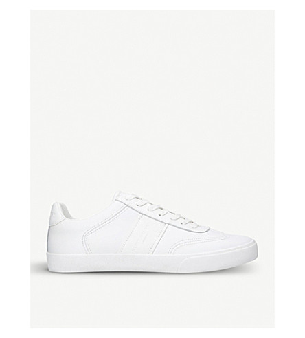 Alverez Leather Trainers by Kurt Geiger London