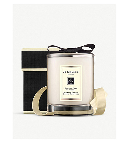 English Pear And Freesia Travel Candle 60g by Jo Malone London