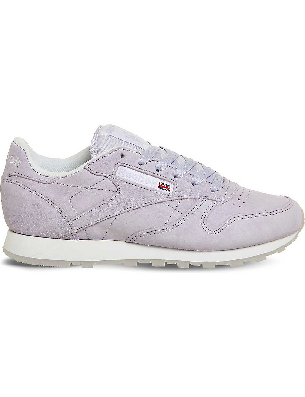 Up Classic Sneakers Lace Reebok Suede UqEnd