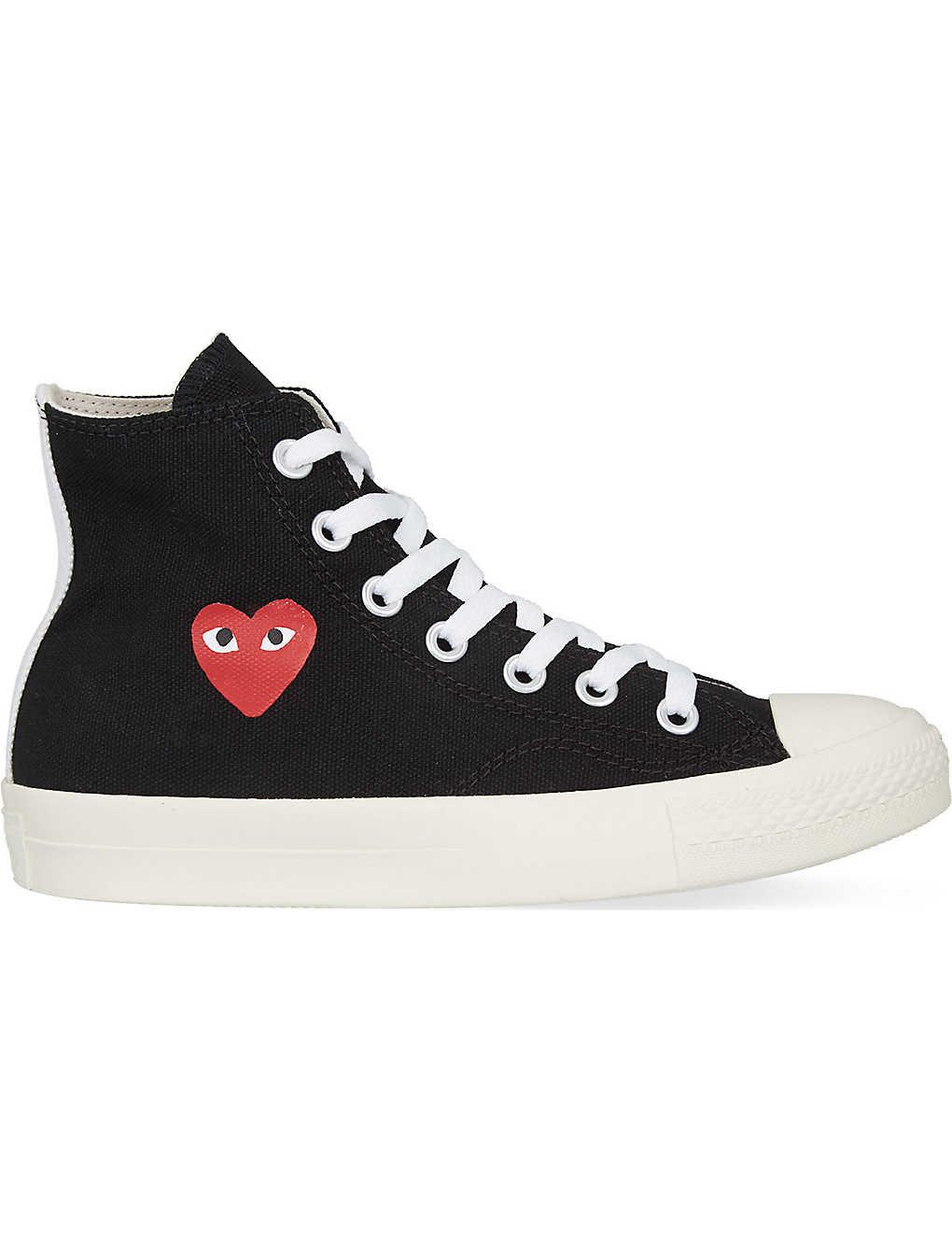 Comme Des Garcons Converse Canvas High Top Trainers D Island Shoes Motif England Mens Low Merah No Recent Searches