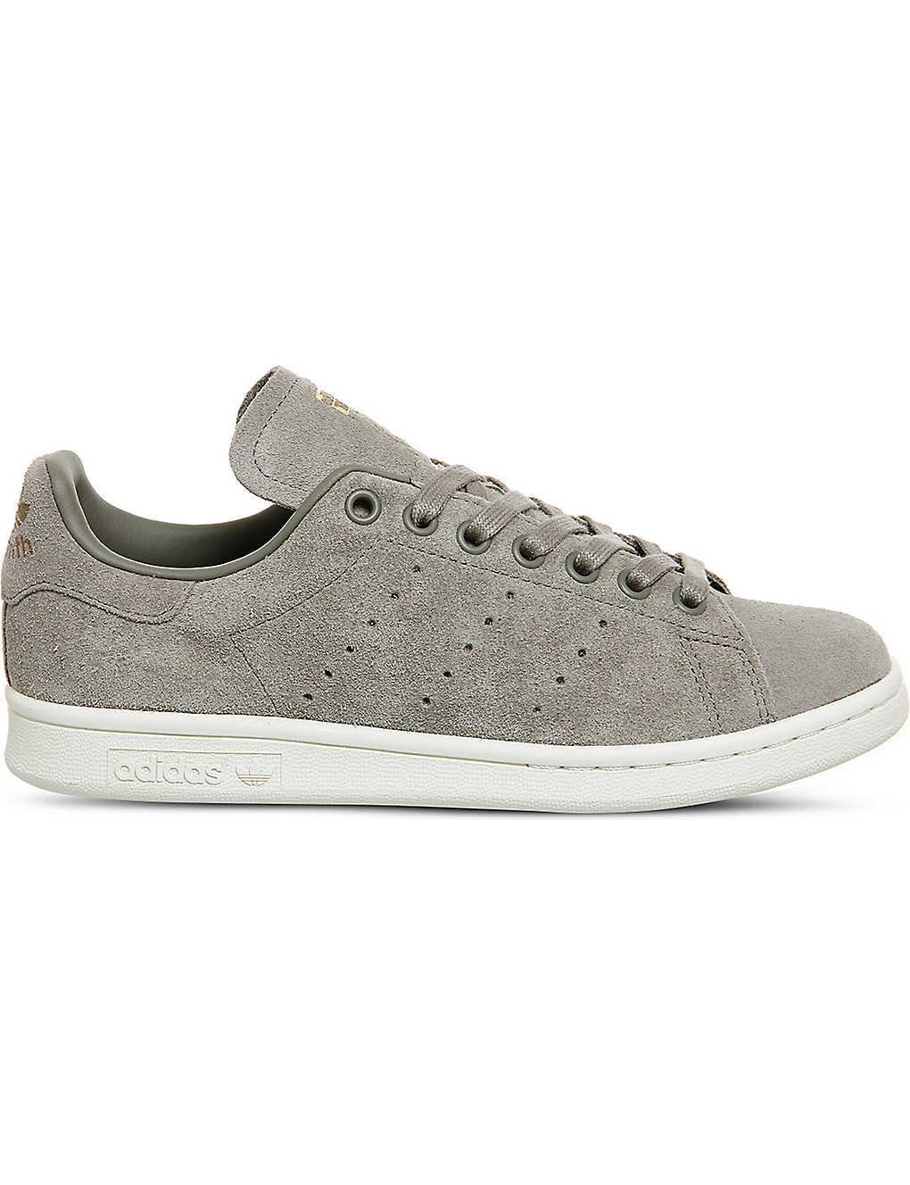 9bcf7cf1f503 ADIDAS - Stan Smith suede trainers
