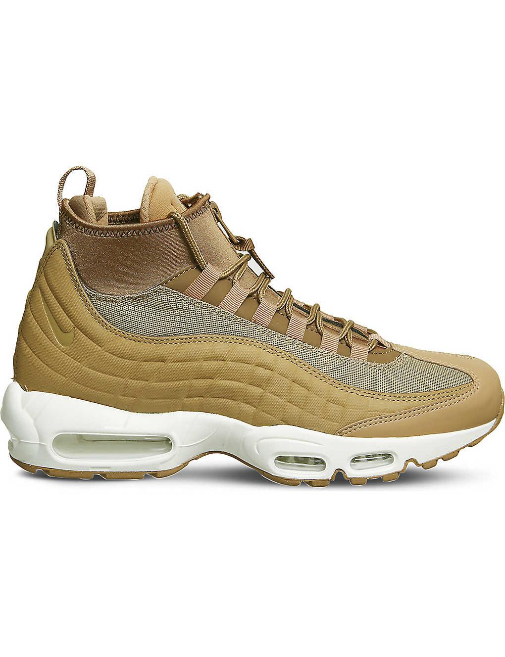 nike air max 95 sneakerboots flax nz
