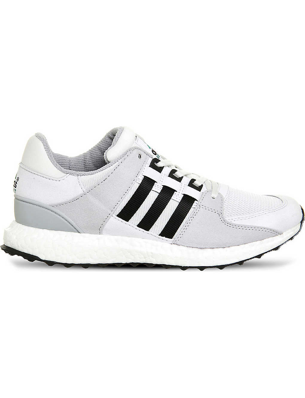 Adidas eqt sostegno 93 / 16 del camoscio e maglie di formatori