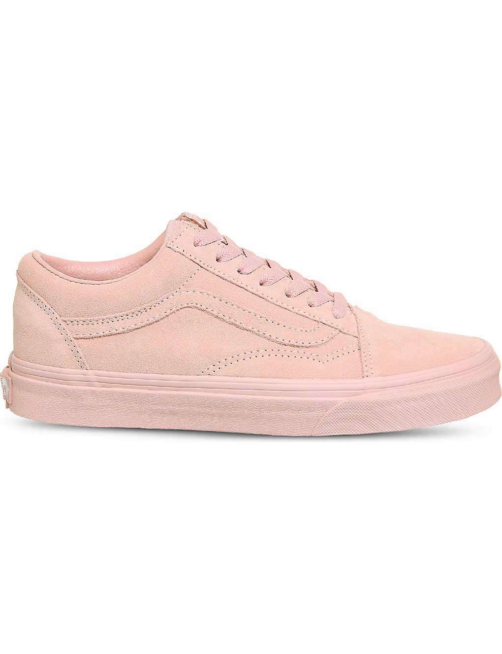 a5c02f0134bc VANS - Old Skool low-top suede trainers