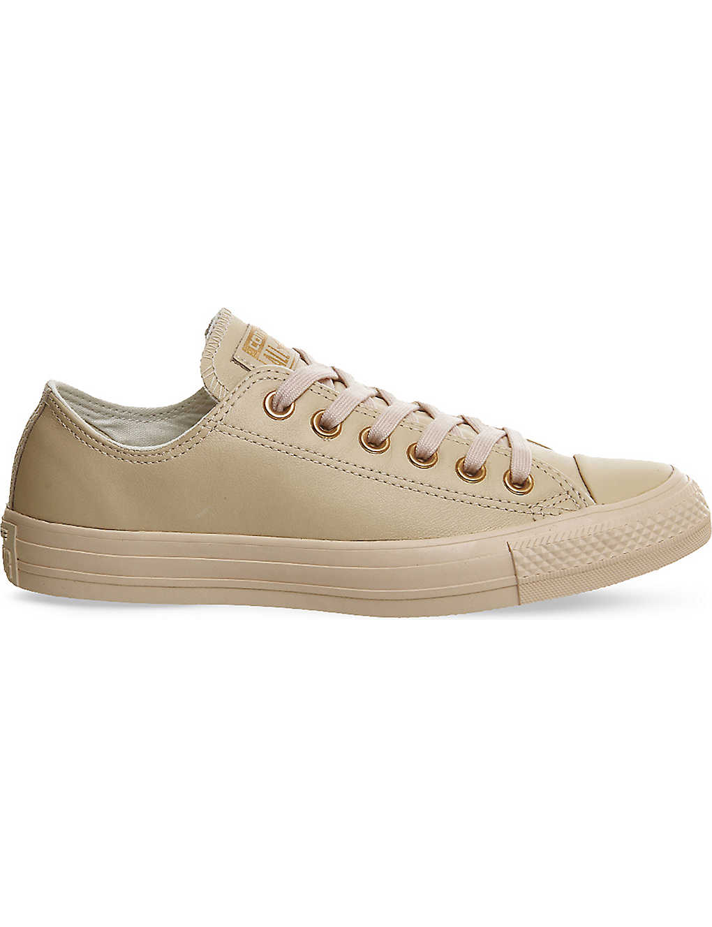 8ab38b960a6 CONVERSE - All star low-top leather trainers